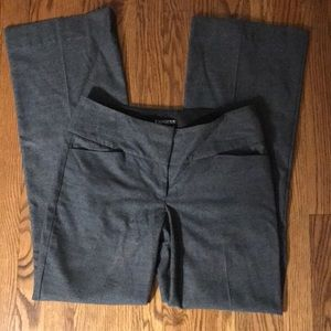 EXPRESS Editor pants in gray